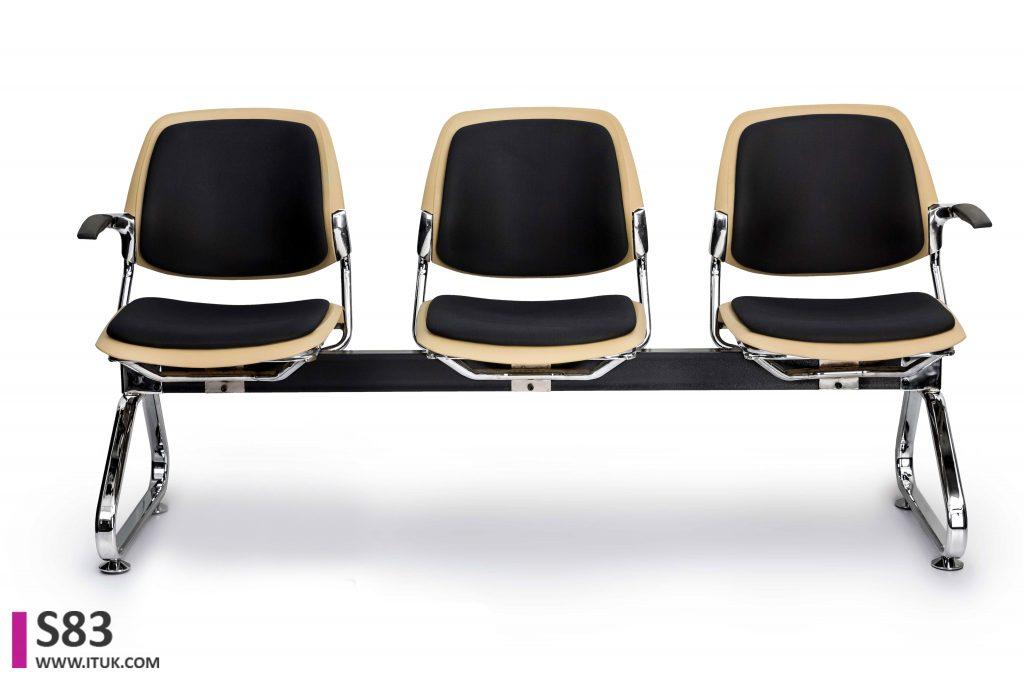 صندلی انتظار | مبلمان اداری | شرکت صندلی اداری و آموزشی ایتوک | ایتوک